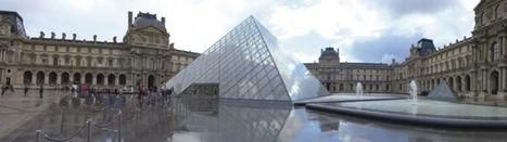 La pyramide du Louvre, 25 ans après | The Architecture of the City | Scoop.it