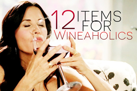 Community Post: 12 Items To Improve Your Wineaholic Lifestyle | Wine General | Scoop.it