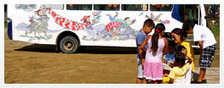 The Book Bus helping children in Africa, Asia and South America | Change The World | Scoop.it