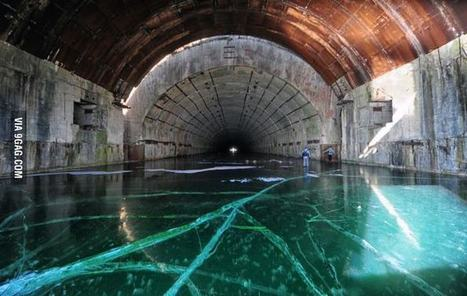 Abandoned Frozen Soviet Submarine Base | Modern Ruins, Decay and Urban Exploration | Scoop.it