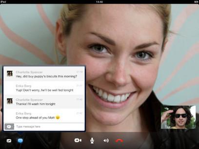 Skype pour iOS passe en version 4.0 et améliore son interface - Logiciels & Apps - Actualité : Club Numérique | Geeks | Scoop.it