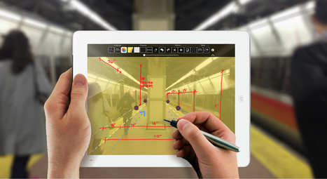 trace 2.0 iPad app for ARCHITECTS by morpholio project - designboom | architecture & design magazine | The Architecture of the City | Scoop.it