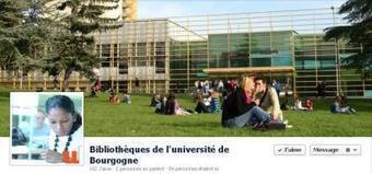 Couverture Timeline : exemples(BU) | Communiquer en médiathèque | Scoop.it