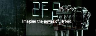 Campagne Porsche: Hybrid-motor herbouwd met huishoudelijke apparatuur   Creative Feeds   Scoop.it