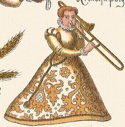 Women trombonists of the late Renaissance | Early Occidental Music | Scoop.it