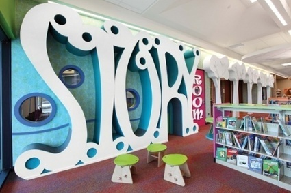 17 Creative Children's Libraries | Library stuff | Scoop.it