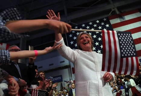 New Poll Finds That Hillary Supporters Are Pretty Racist Too | Global politics | Scoop.it