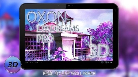 Dreams Pro 3D LWP v1.0 Apk | Full Android & iPhone/iPad Stuff | Full Android Apps | Scoop.it