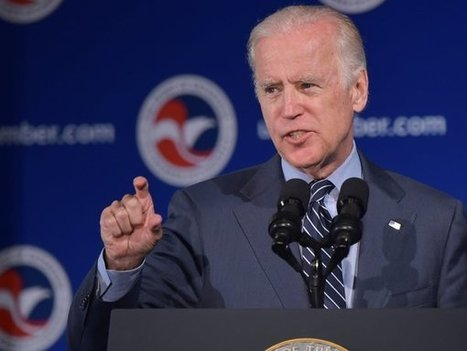 Joe Biden Asks Jewish Leaders To 'Look At The Facts' Of Iran Deal | How will you prepare for the military draft if U.S. invades Syria right away? | Scoop.it