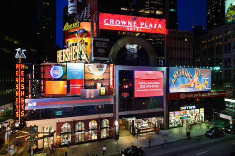 Hotel Crowne Plaza Times Square | Nova York | Scoop.it