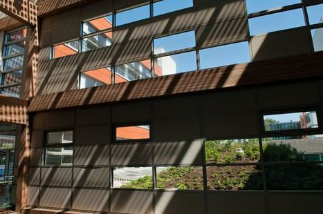 CIRS opens as North America's greenest building | sustainable architecture | Scoop.it