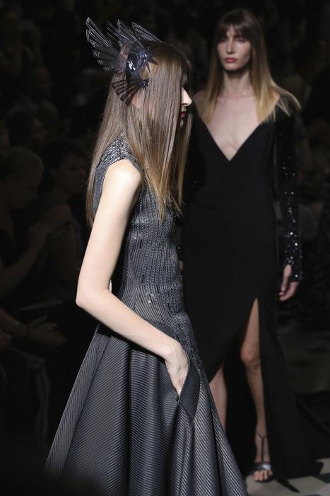 La couture joue la carte de la High-Tech | FashionLab | Scoop.it