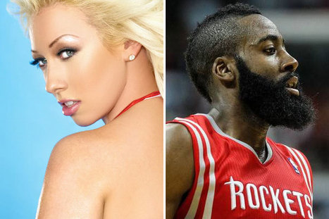 "Model/Escort Jenna Shea: ""I get paid by the NBA so much, I should be signed to a team #literally while u basic hoes watch from tv FOH,"" 