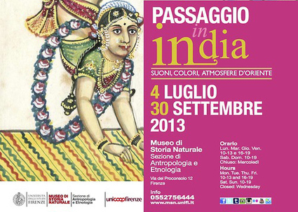 Passage to India exhibition in Florence: July 4 – September 30 ... | Ars Opulenta Events in Florence | Scoop.it