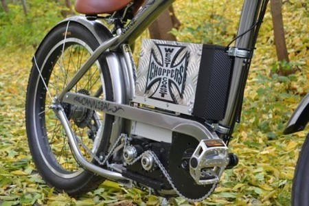 Desperado e-bike features two motors, and 80 km/h top speed | Vehicle:ology | Scoop.it