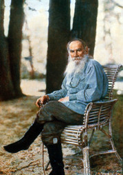 Russian Thought lecture 7: Tolstoy: from Christian love to Christian ...   time to reading   Scoop.it