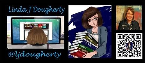 Linda Dougherty: Pinterest vs. Scoop.it | School Libraries | Scoop.it