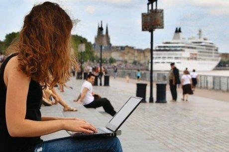Bordeaux : le wi-fi gratuit s'étend (Sud Ouest) | Usages numériques et mediation | Scoop.it