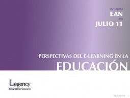 Material y Fuentes del Seminario: Perspectivas del E-Learning en la Educación | Integración de las tecnologías en educación superior | Scoop.it