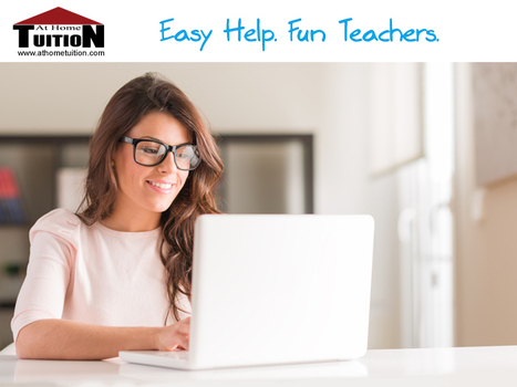 Easy help fun teachers | Online Tutoring | Math, English, Science Tutoring | Scoop.it