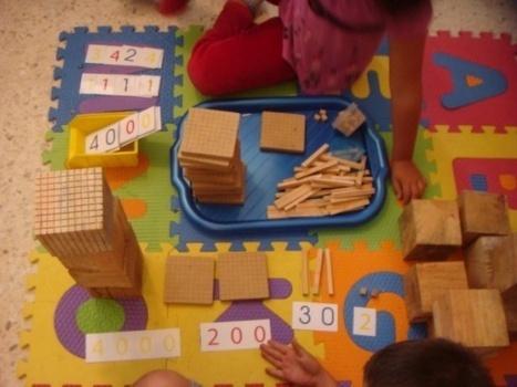 ¿Cómo ayuda la Representación Visual en Matemáticas en niños con Hiperactividad? | TIC y educación | Scoop.it