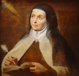 The Interior Castle - St. Teresa of Avila | Meditative Prayer | Scoop.it