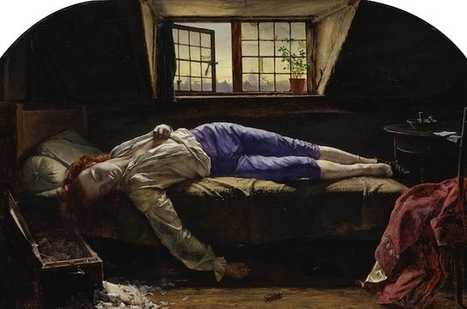 Shock of the Old: The Pre-Raphaelites Go Back to the Future | Fin de siglos... | Scoop.it