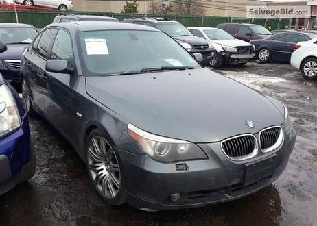 2004 BMW 545I | Online Auto Auction | Scoop.it