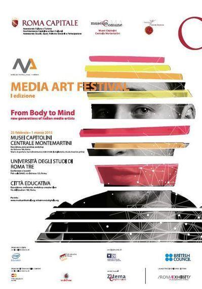 Rome Media Art Festival | 13>17.04.16 // Mondo Digitale Foundation | Digital #MediaArt(s) Numérique(s) | Scoop.it