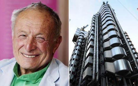 Towering genius: Richard Rogers at 80 | Architecture and Architectural Jobs | Scoop.it