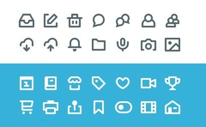 IcoMoon App - Icon Font, SVG, PDF & PNG Generator | FileMaker News | Scoop.it