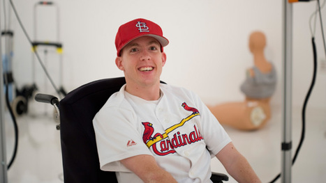 """Video Games - Disabled athlete finds strength in """"MLB 10: The Show"""" - ESPN 