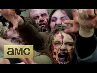 The Walking Dead Zombies Prank NYC | staged | Scoop.it