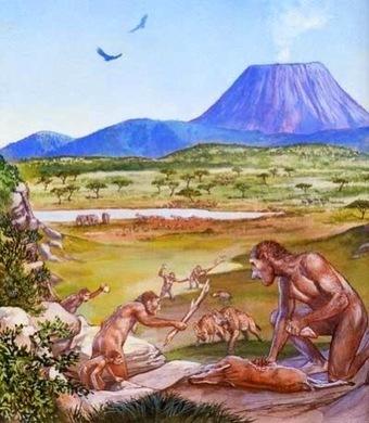 Historia de la evolución Parte II: Los Australopitecus   ciencia y ...   La Evolución Humana   Scoop.it