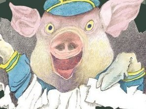 This Pig Wants To Party: Maurice Sendak's Latest : NPR | Butterflies in my head | Scoop.it