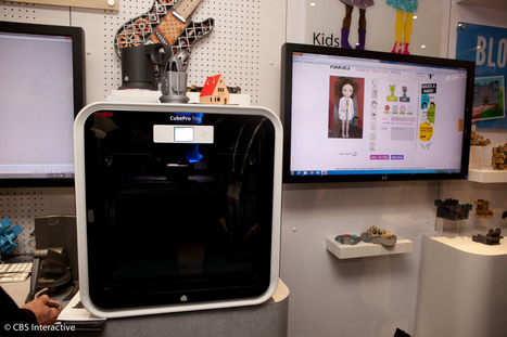 Transformers, meet 3D printing: Hasbro and 3D Systems team up | 3d printers and 3d scanners | Scoop.it