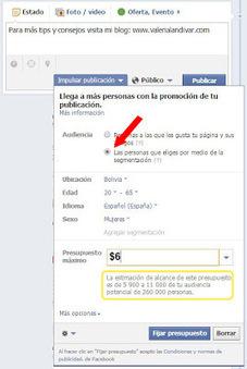 Redes Sociales: Aumenta la visibilidad de tu página Facebook impulsando tus publicaciones | Redes Sociales | Scoop.it