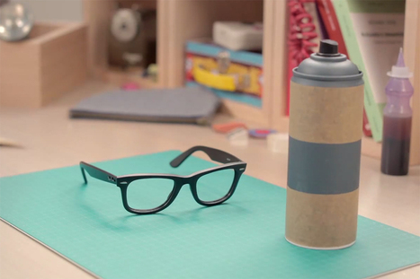 Ray-Ban Remix Lets You Customize Your Own Sunglasses   What's new about brands?   Scoop.it