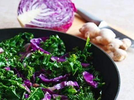 Healthy and Easy Vegan Kale Recipes | My Vegan recipes | Scoop.it