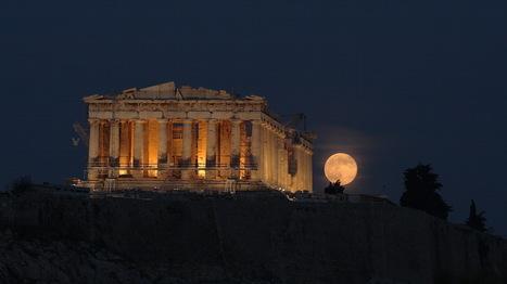 Acropolis Virtual Tour Application | omnia mea mecum fero | Scoop.it