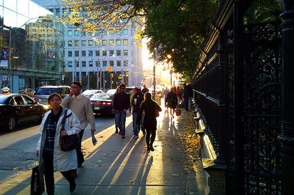 What makes people walk more? | Institute of Transportation Studies Library | Urban Development | Scoop.it