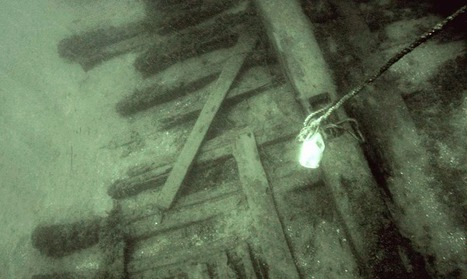 Wreck Diving Series - Part 1 with Kevin Ailes - 292 - Scuba Obsessed | ScubaObsessed | Scoop.it