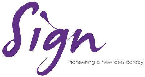 Sign, platform for citizen empowerment   collaborativefarm   Scoop.it