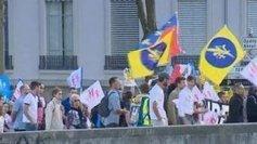 Mariage homosexuel: Nouvelle manifestation à Lyon et heurts avec ... - France 3 | Le mariage pour tous | Scoop.it