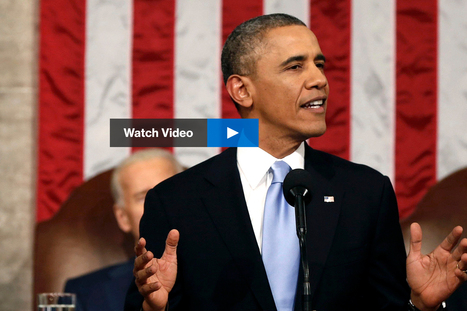 FULL VIDEO: President Obama's 2014 State of the Union address | Workforce Development | Scoop.it