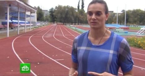 Исинбаева предложила не транслировать Олимпиаду в России | Global politics | Scoop.it