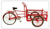 Work bikes in India, passenger rickshaws | SafariBikes - BMX Mountain Bikes, Racing Bicycles, Buy Cycles in India | Scoop.it