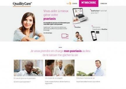 Une appli et un site pour bien contrôler son psoriasis - News Santé - Doctissimo | Patient 2.0 et empowerment | Scoop.it
