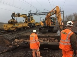West Coast main line reopens after successful Christmas rail upgrade near Stafford - Travelandtourworld.com | Travel and Tour World | Scoop.it