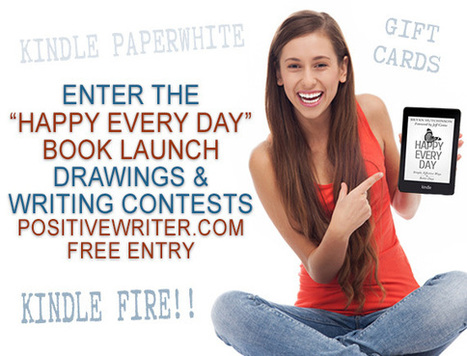 Writing Contests, Win a Kindle Fire, Paperwhite, E-ink and Gift Cards ... | Writing Opportunities For Anyone | Scoop.it